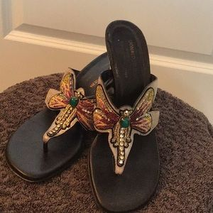 Donald Pliner Dragonfly shoes
